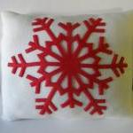 Red Snowflake P..